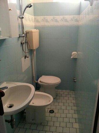 Villa Lavinia Hotel : bagno