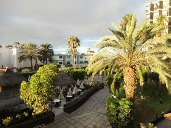 Beverly Park Hotel: Vista do quarto