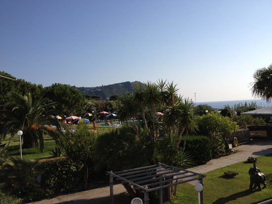Hotel Corona: Vista