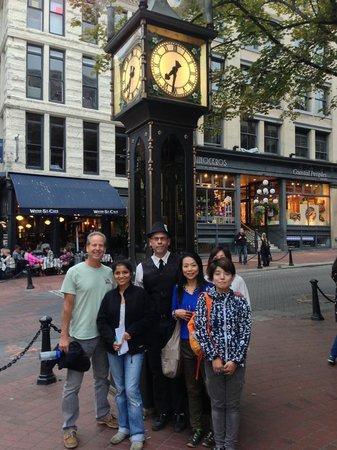 Forbidden Vancouver Walking Tours: Prohibition City Walking Tour  Great guide, great people, great places!