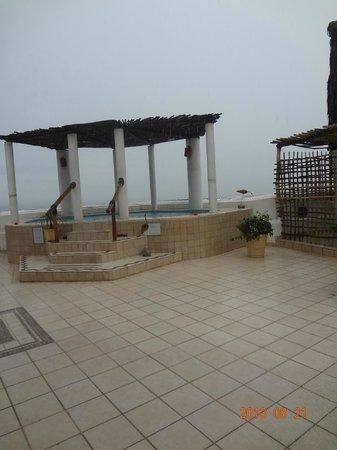 Buenaventura Grand Hotel & Great Moments All Inclusive: Jacuzzi del Spa
