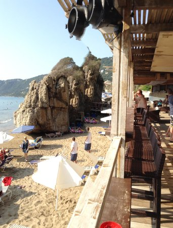 Mayor La Grotta Verde Grand Resort: Beach bar