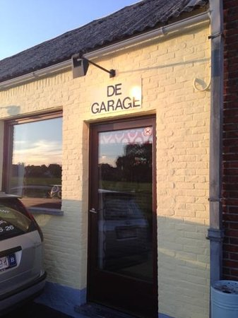 restaurant de garage - Picture of De Garage, Oudenaarde - TripAdvisor