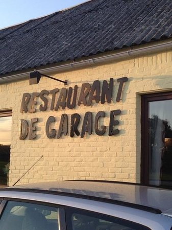 restaurant de garage - Picture of De Garage, Oudenaarde - TripAdvisor