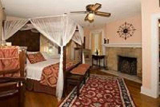Coquina Inn B&B: Jasmine Room