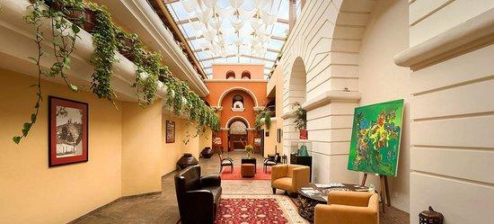 Casa del Alma Hotel Boutique & Spa : Lobby