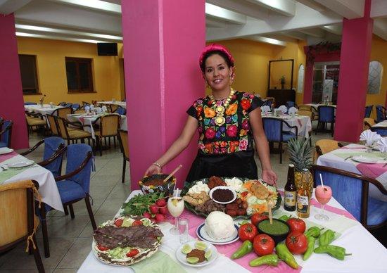 Oaxaca Dorado: FOOD