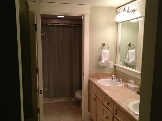 Sandestin Golf and Beach Resort: En-Suite Bathroom