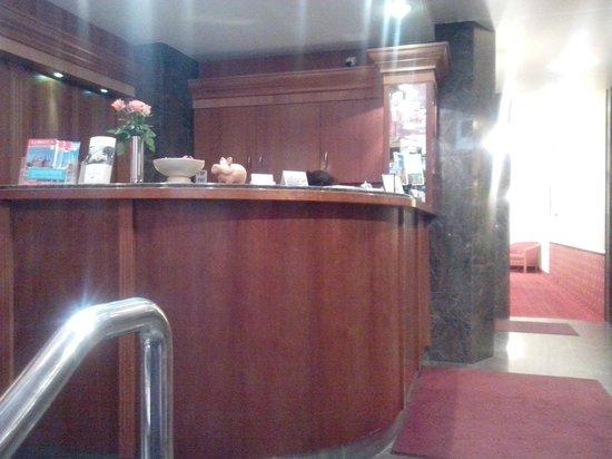 Excelsior Hotel Luebeck : Reception