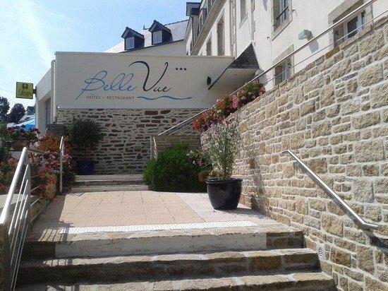 Hotel & Restaurant Belle Vue : Hotel restaurant Belle Vue