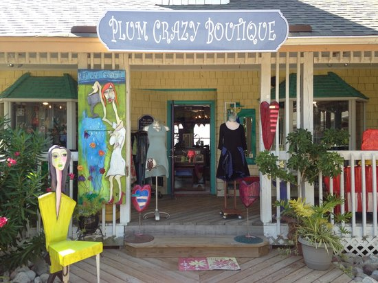 Plum Crazy Boutique
