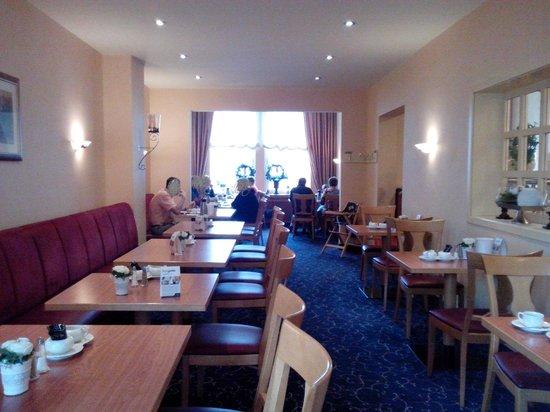 Excelsior Hotel Luebeck : Sala colazione