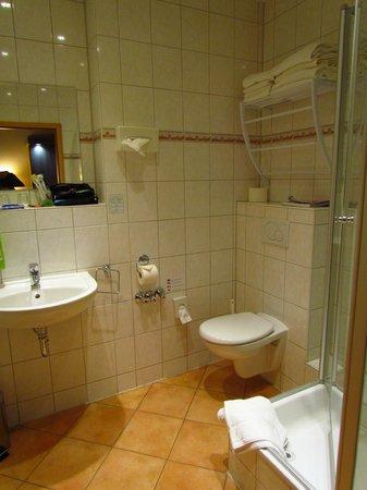 Excelsior Hotel Luebeck : Bagno