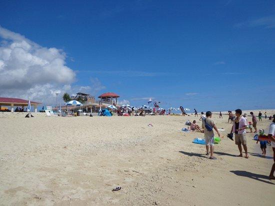 Senaga-jima Island: ビーチ