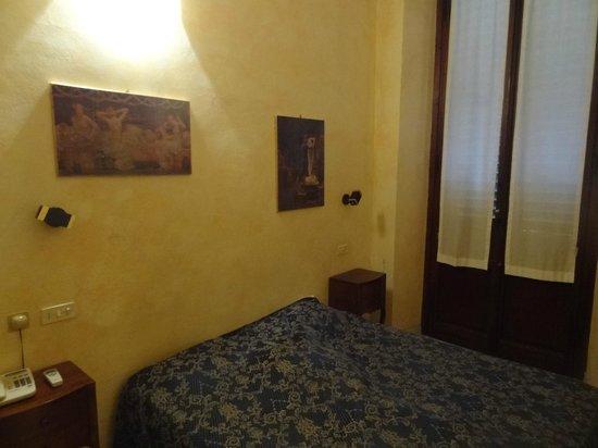 Lombardi Hotel: Hotel
