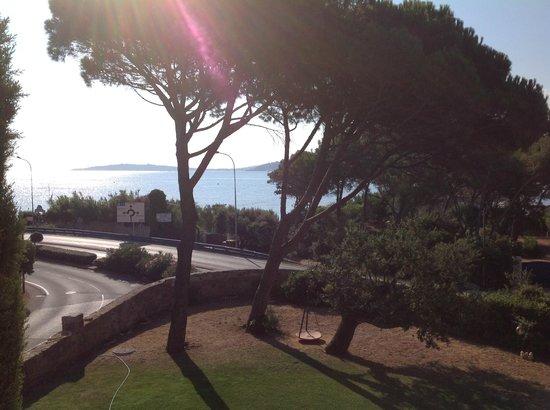 Villa Angelina : vista mare