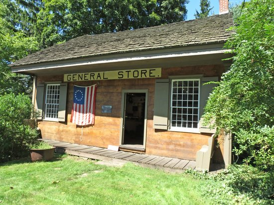‪The Ralston General Store Museum‬