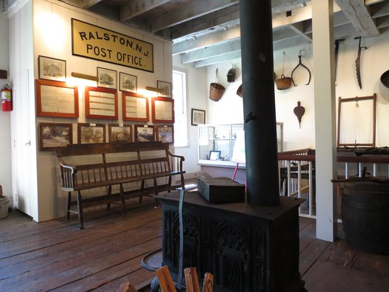 The Ralston General Store Museum: General Store Interior