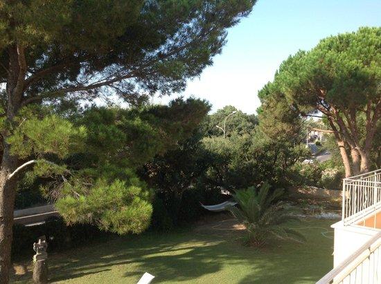 Villa Angelina : giardino