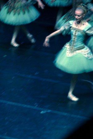 Chatelet - Theatre Musical de Paris: Wiener Staatsballett - lovely costumes