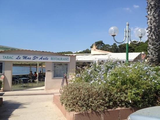 Restaurant le mas sainte asile dans saint mandrier sur mer for Restaurant st mandrier