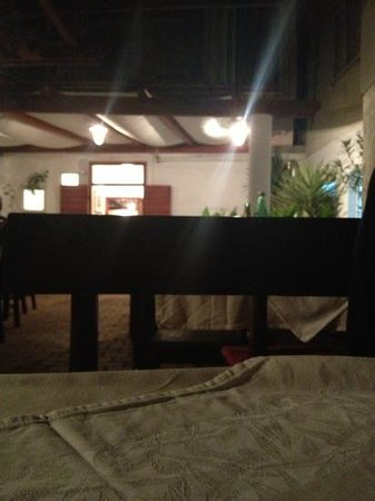 Restaurant Martinac: bel posto foto di nascosto