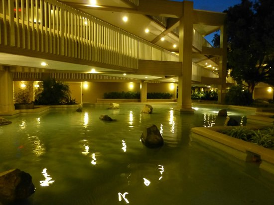 Coronado Island Marriott Resort & Spa: the Pond