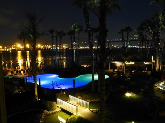 Coronado Island Marriott Resort & Spa: relaxing