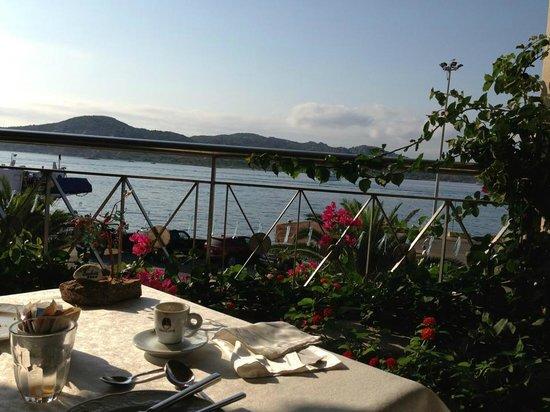 Hotel Excelsior : Colazione in terrazza