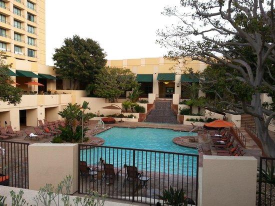 San Diego Marriott Mission Valley: good size