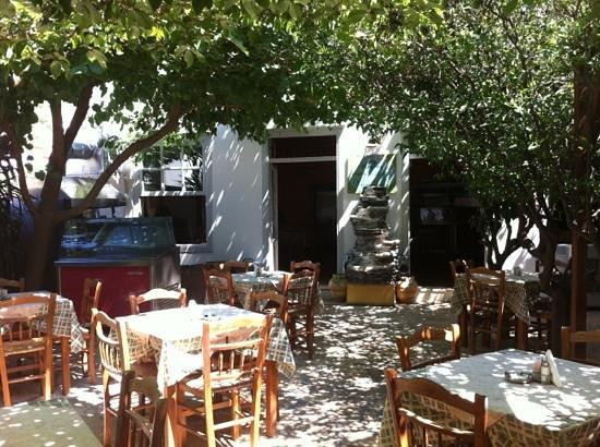 Garden of Taste Tavern : Garden