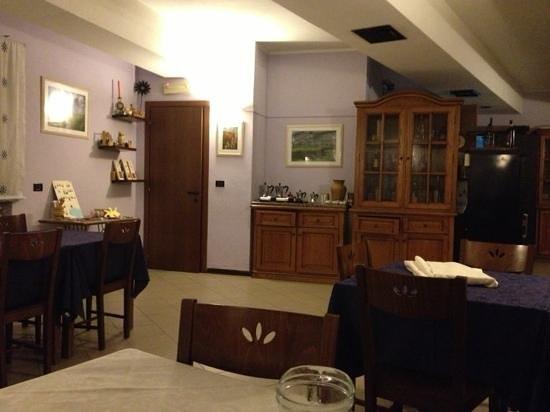 Locale splendido e cucina ottima - Picture of Hosteria de Ferrari ...