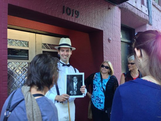 Forbidden Vancouver Walking Tours: THE GRANVILLE STREET REVEAL