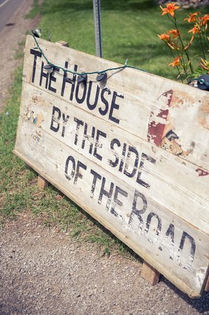 The House by the Side of  the Road: The 'GEM' by the side of the road