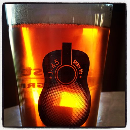 Acoustic Grill: J45 Amber Ale