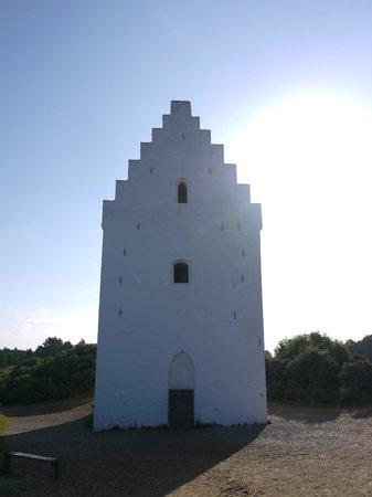 Sand Church (Den Tilsandede Kirke): Skagen - Chiesa Insabbiata