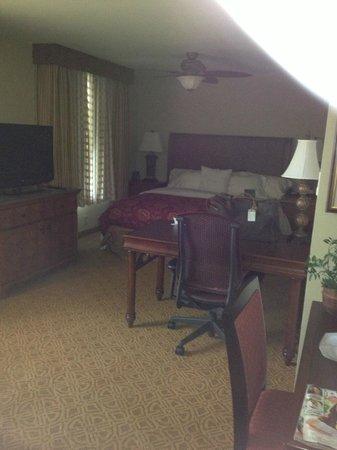 Homewood Suites Bentonville - Rogers : King studio suite
