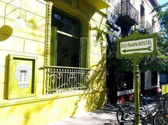 Eco Pampa Hostel
