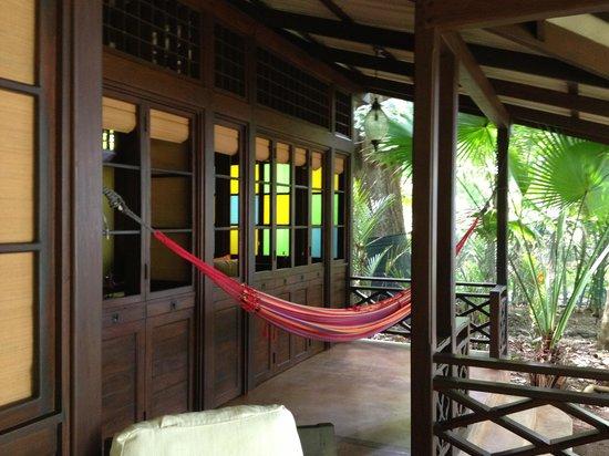 Latitude 10 Exclusive Beach Resort: My husband's favorite spot!