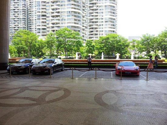 Kempinski Hotel Shenzhen: Lobby