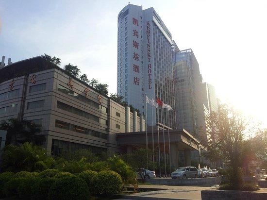 Kempinski Hotel Shenzhen: Hotel