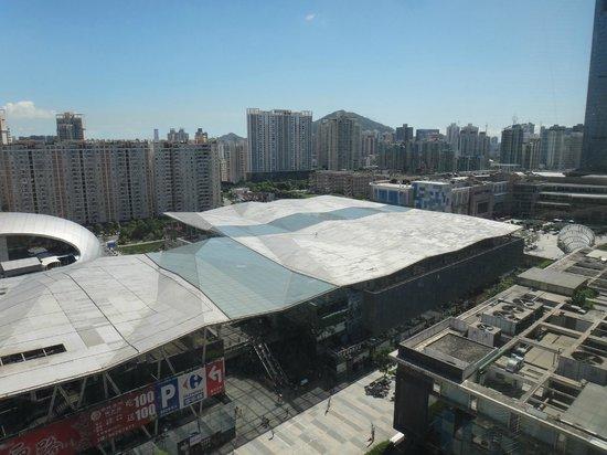 Kempinski Hotel Shenzhen: Vista diurna (shopping)