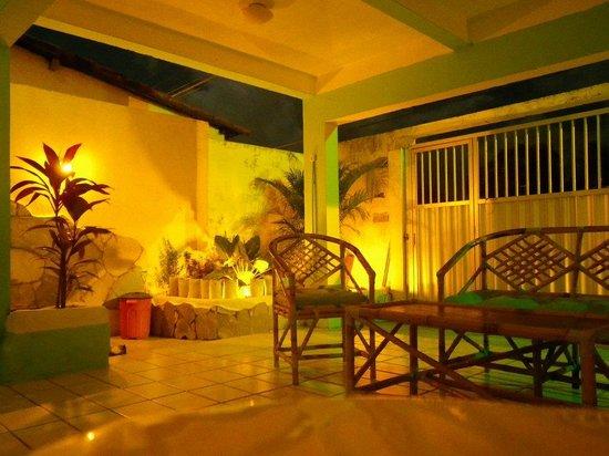 Residencial Tucano: varanda