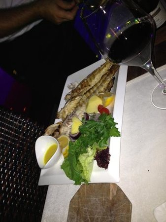 Liman Restaurant Lounge Club: gruper for one