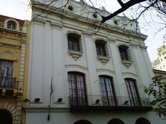 Teatro Provincial de Salta : Fachada