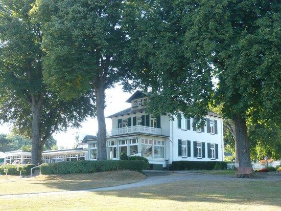 Aparthotel Seehof: Außenansicht Haupthaus