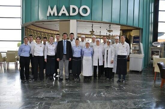 Image result for Mado restaurant