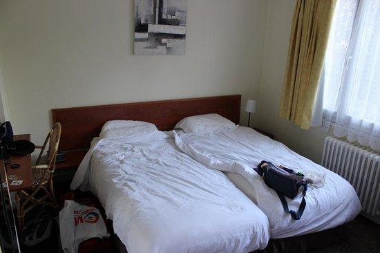 Comfort Hotel Rouen Alba : camera