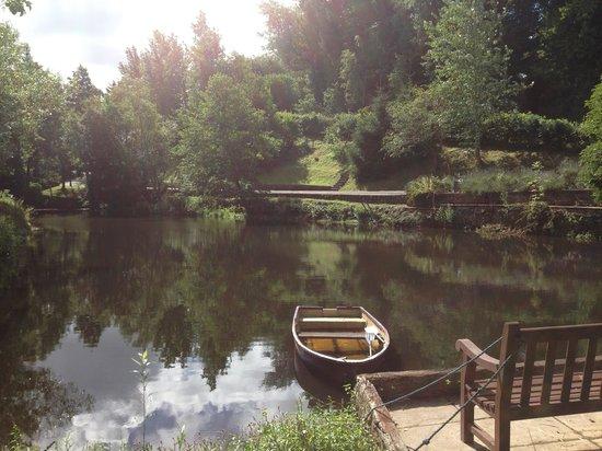 Weare Giffard, UK: Beutiful Peaceful Setting