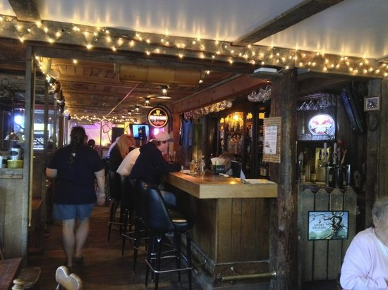 Coyote Roadhouse: Nothing fancy, just a local bar/restaurant with a friendly atmosphere